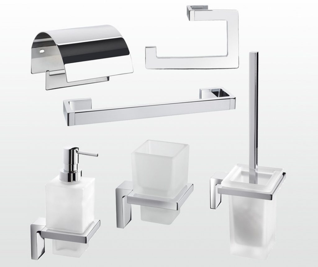 Accesorios ba os galiana pavimentos for Juego accesorios bano