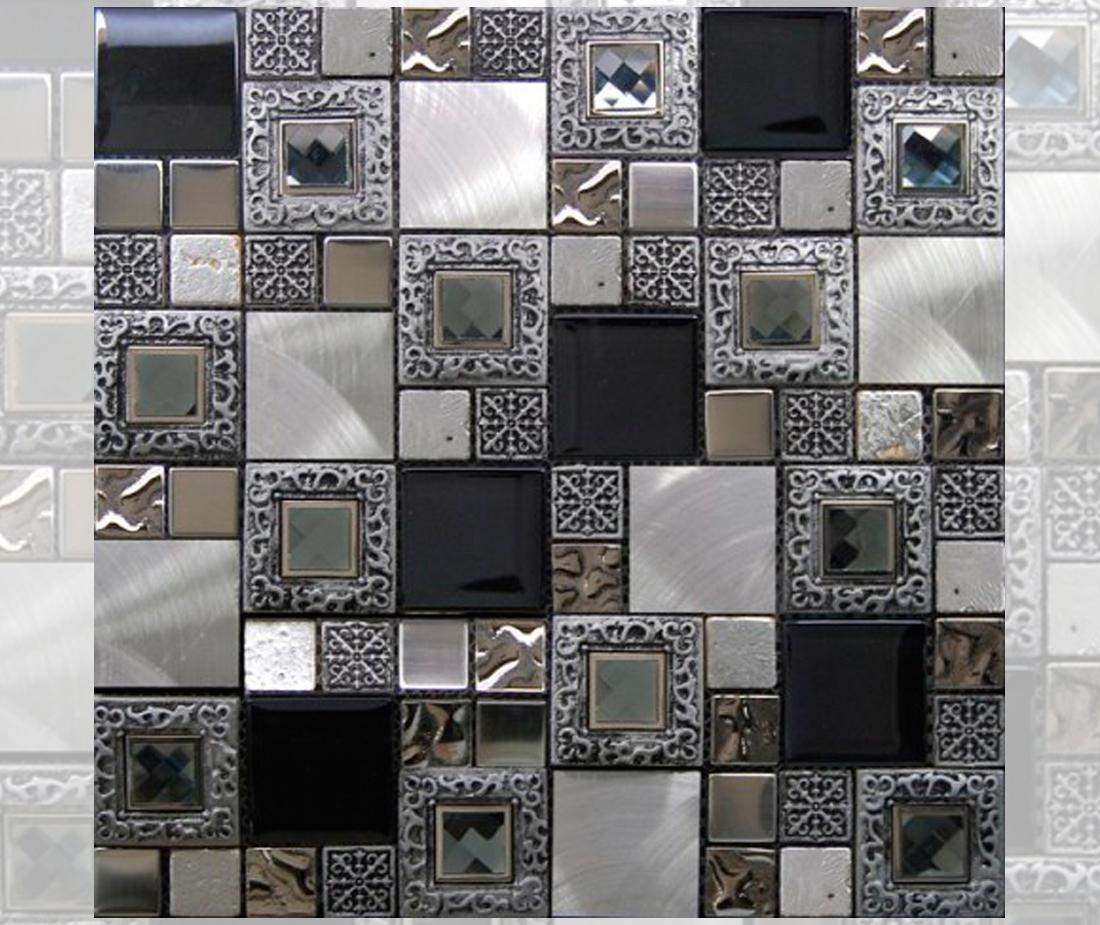 Malla_Mosaico_Frame_Silver