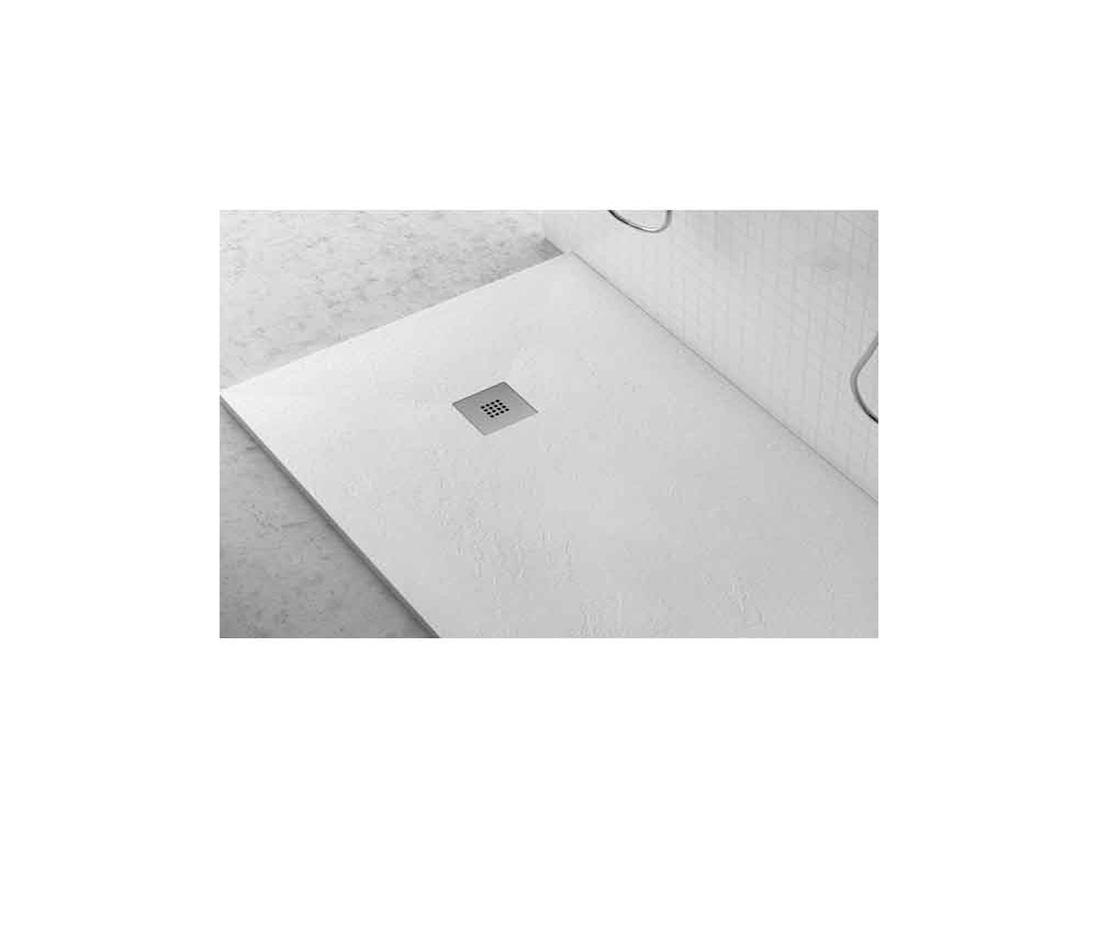 Ofertas y promociones galiana suelos pared platos de for Plato ducha pizarra blanco