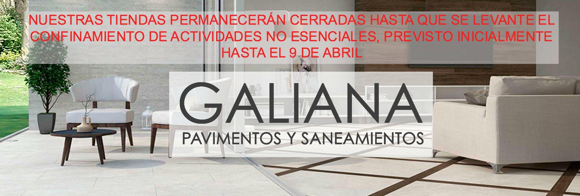 GALIANA Coronavirus 9 abril