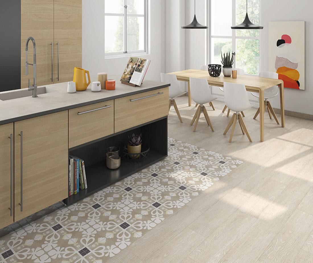 Suelos cocinas galiana pavimentos - Suelo madera cocina ...