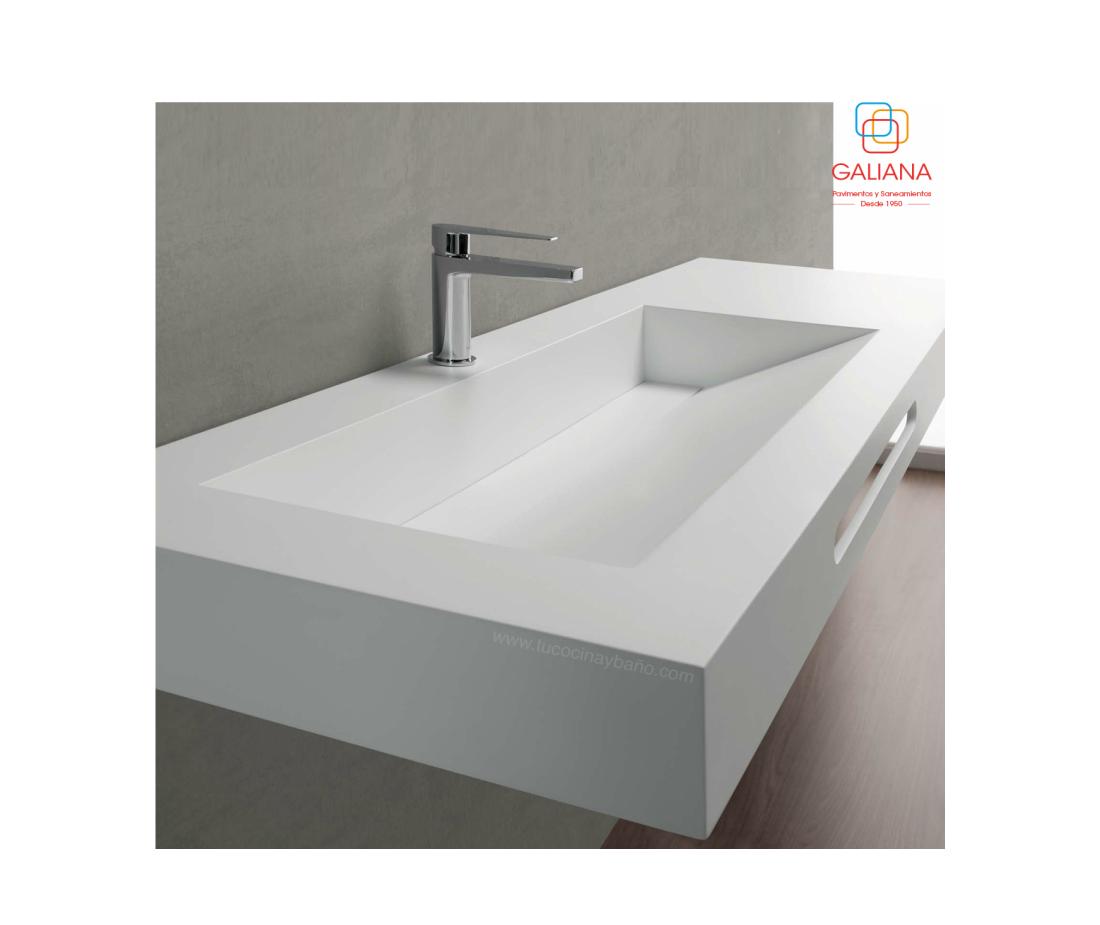 lavabo_FIT_suspendido_solid_encimera_krion_corian_blanco_toallero_integrado