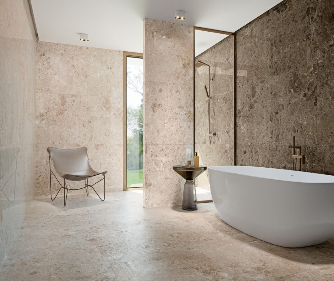 ambiente baño artic moca