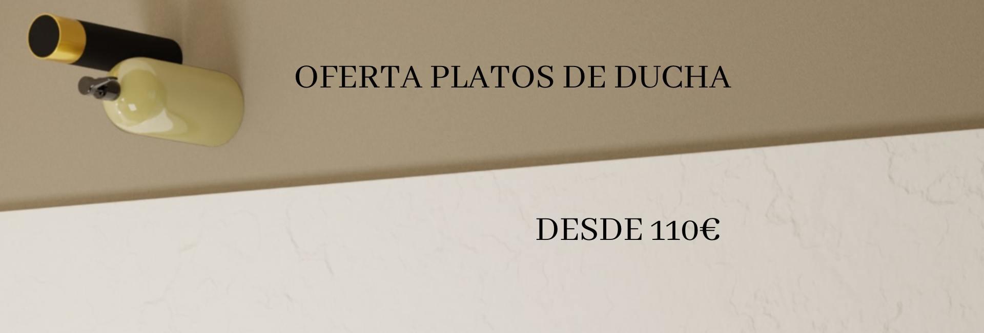 SLIDER OFERTA PLATO DUCHA