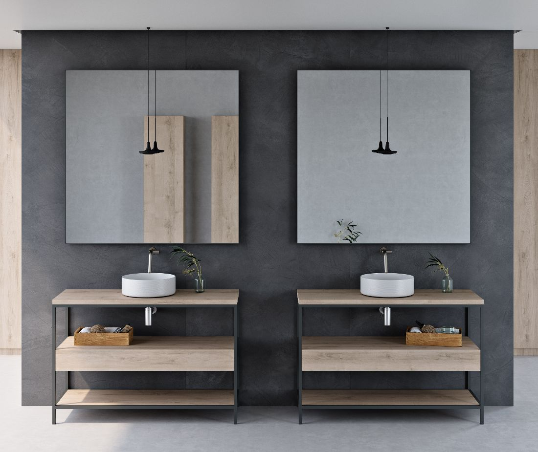 Mueble de Baño natural
